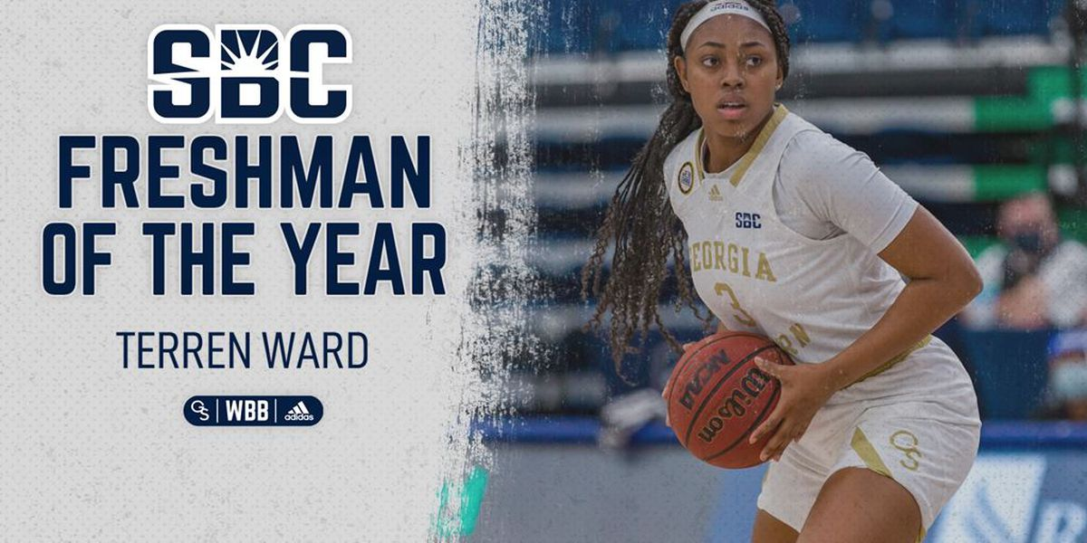 Jesup-native named Sun Belt Women's Basketball Freshman of the Year