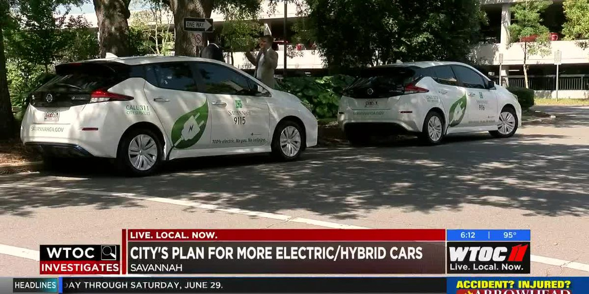 City of Savannah slow to transition to green cars
