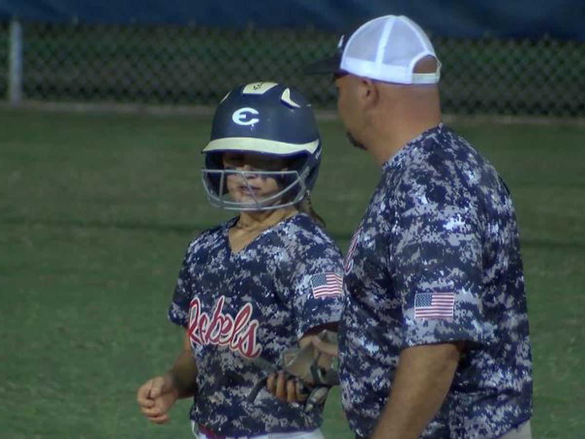 Wednesday's area state softball playoff scores