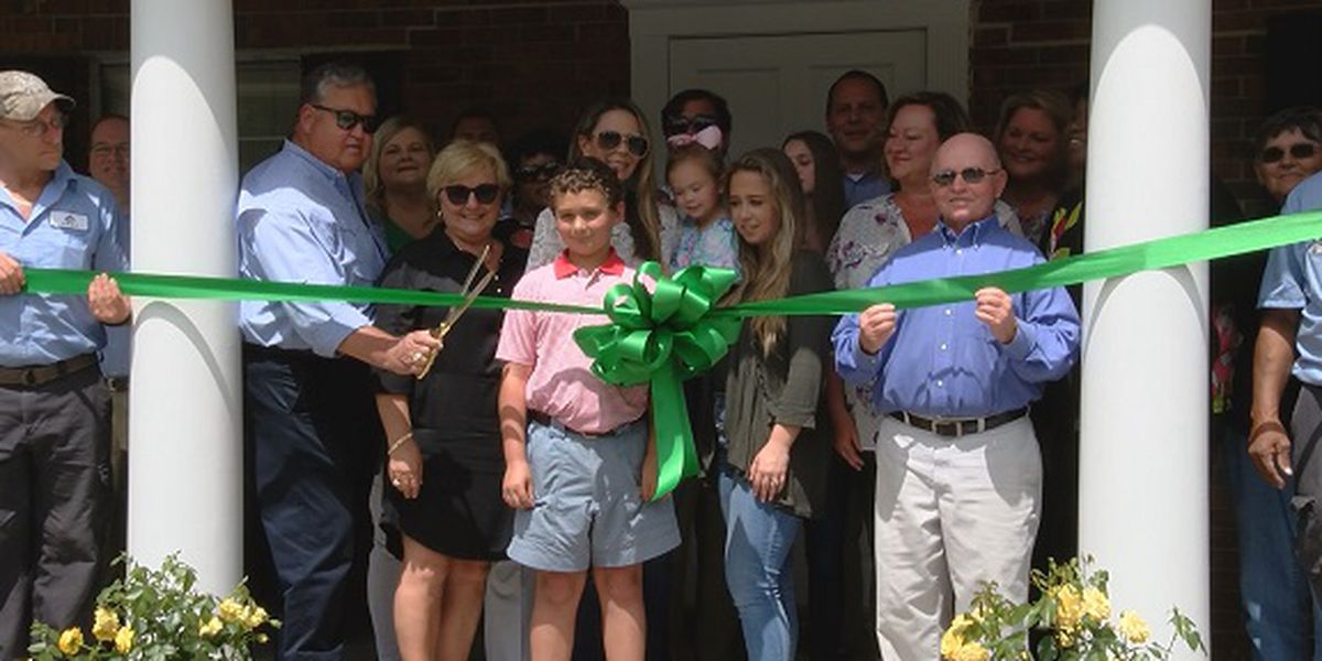 New cerebral palsy center opens in Glennville