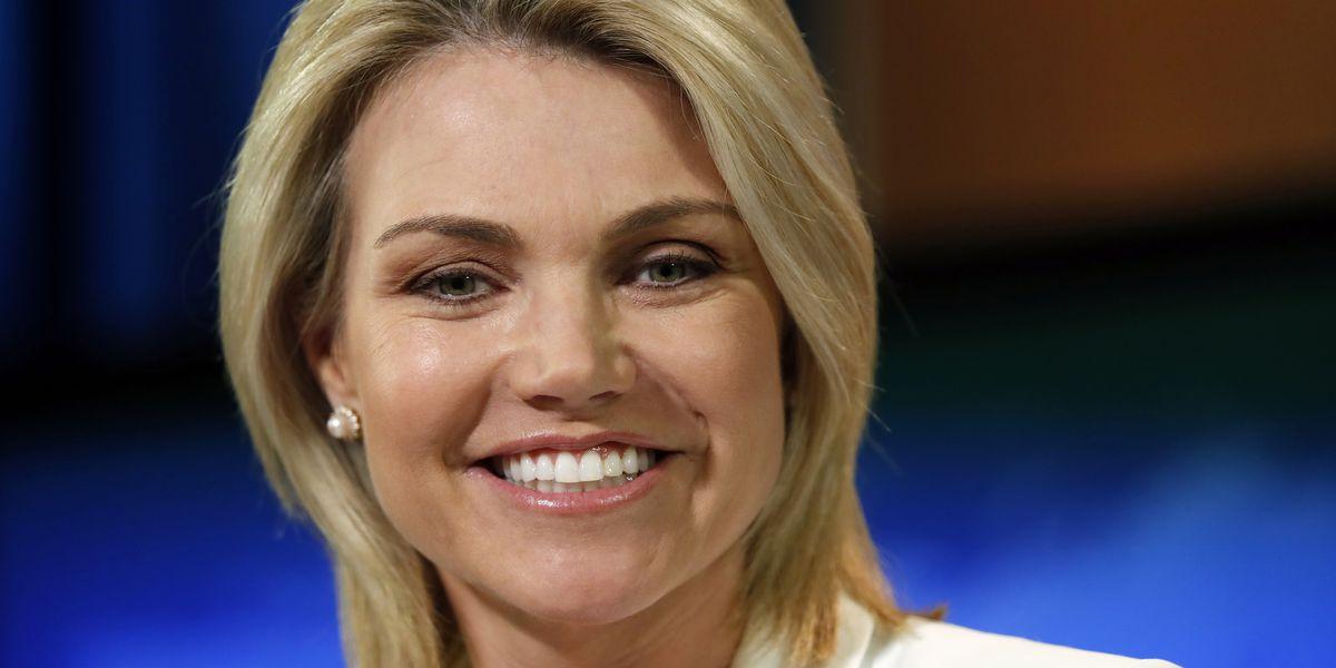 Trump expected to pick State spokeswoman for UN ambassador
