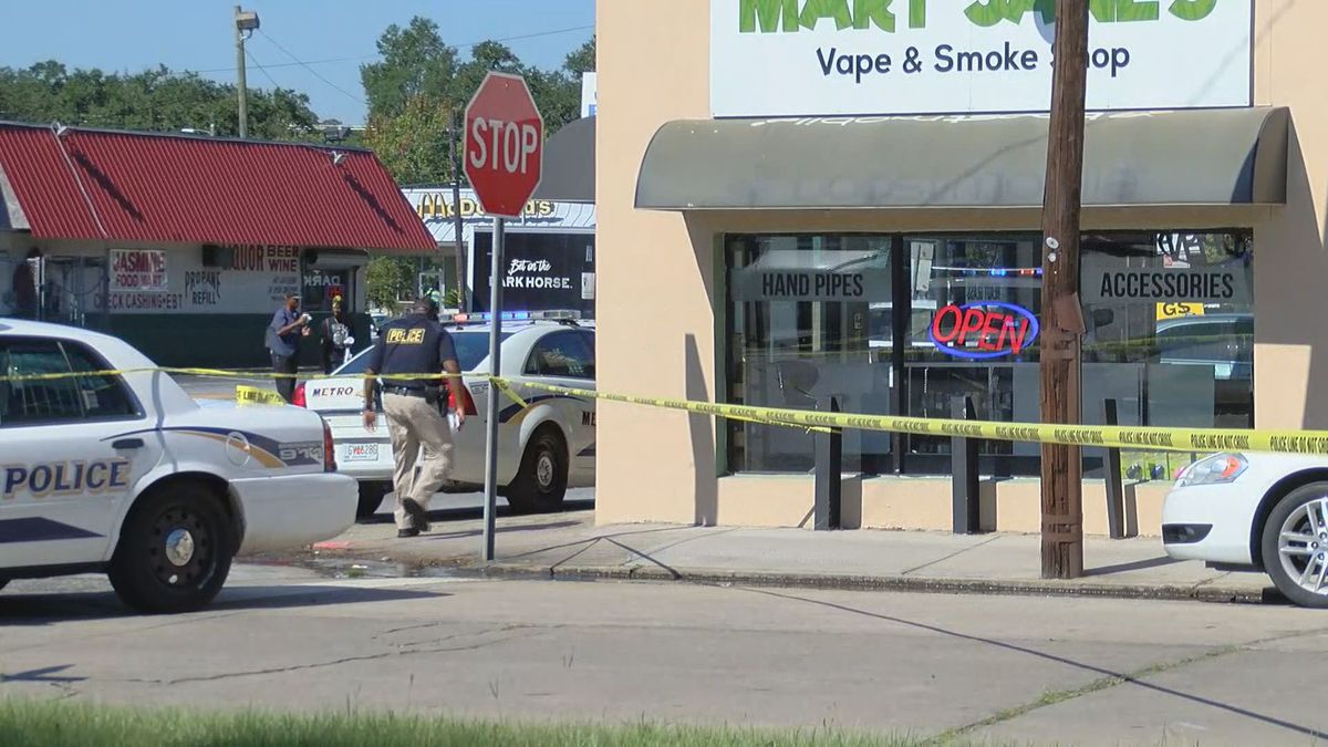 Savannah Police Department investigating attempted robbery at vape shop on W. Victory Drive