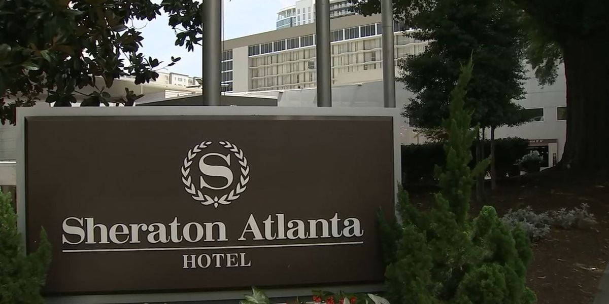 South GA woman treated for legionnaires after visiting Atlanta hotel