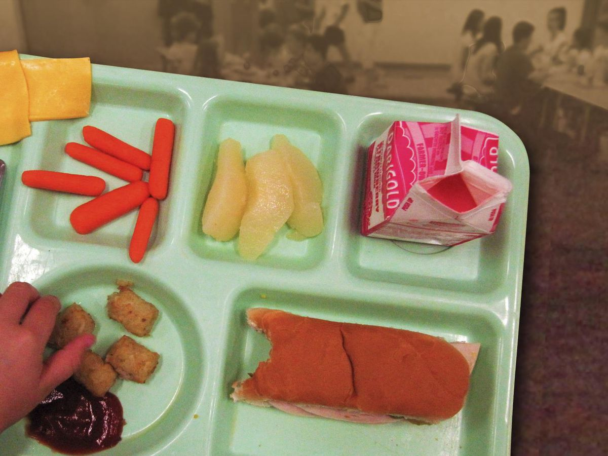 Trump rule may mean 1 million kids lose automatic free lunch