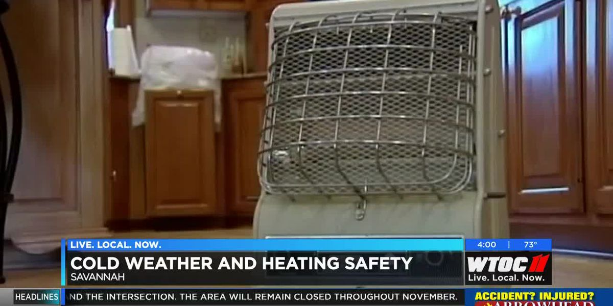 Heating safety tips as cold weather approaches