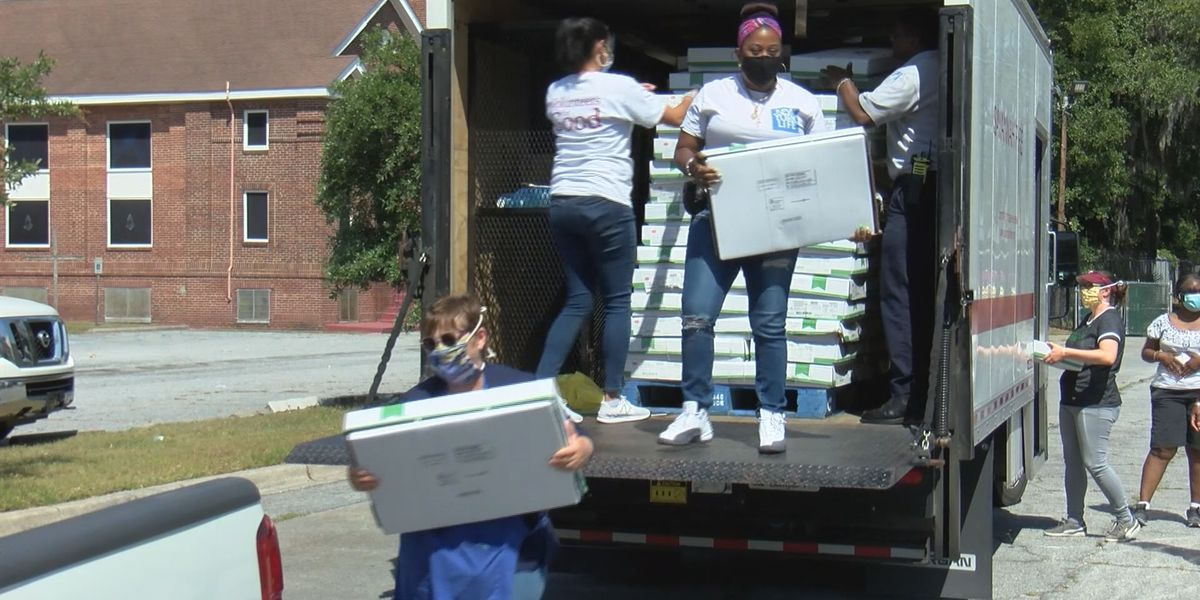 Everyday Heroes: 6,000 lbs. of chicken donated to Chatham Co. families