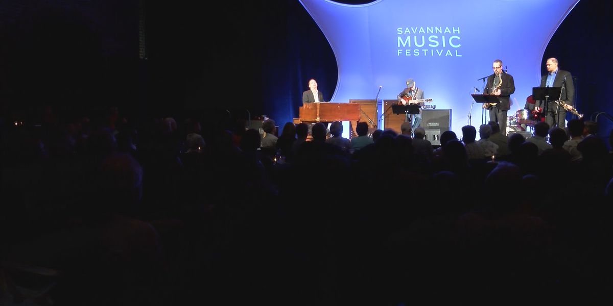 Savannah Music Festival announces reschedule dates for some artists