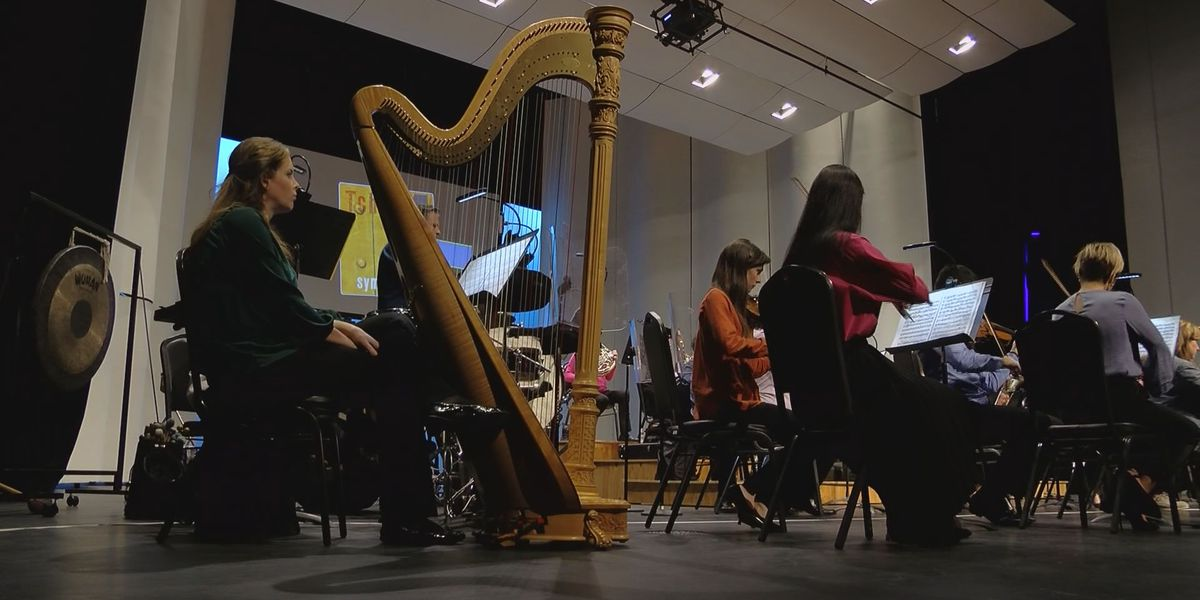 SCCPSS students treated to Link Up: The Orchestra Rocks!
