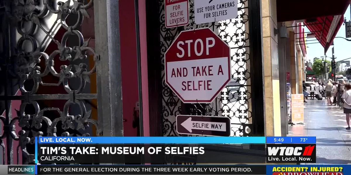 Hollywood gets Museum of Selfies