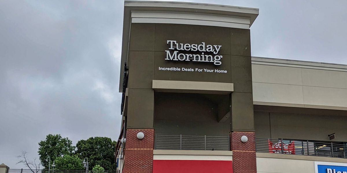 Tuesday Morning becomes 5th big retailer to file Chapter 11; 230 stores to close