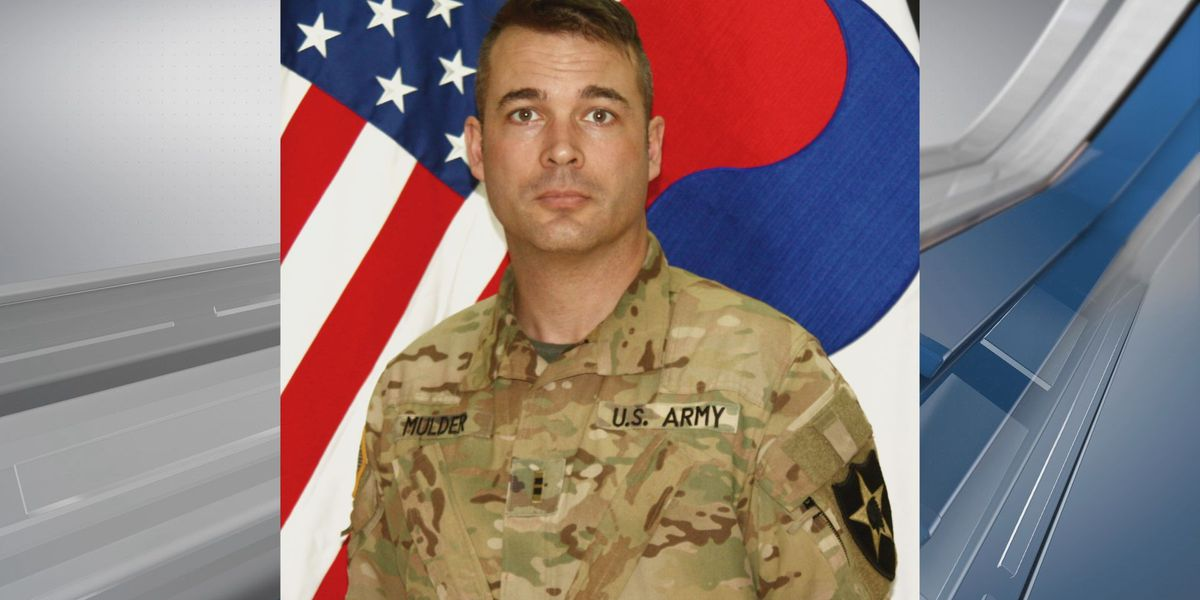 Drowning victim identified as American soldier