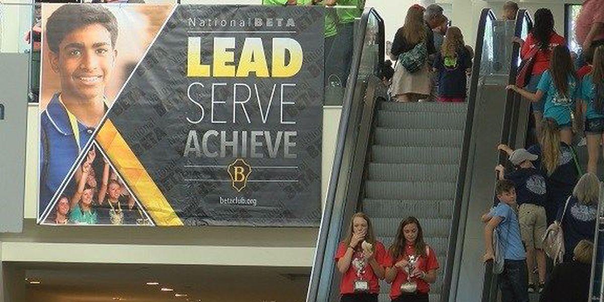 Good News: Savannah hosting National Beta Club Convention