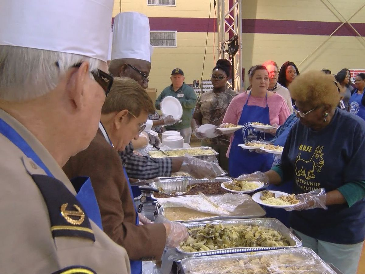 Feed the Hungry Inc. announces holiday meal schedule