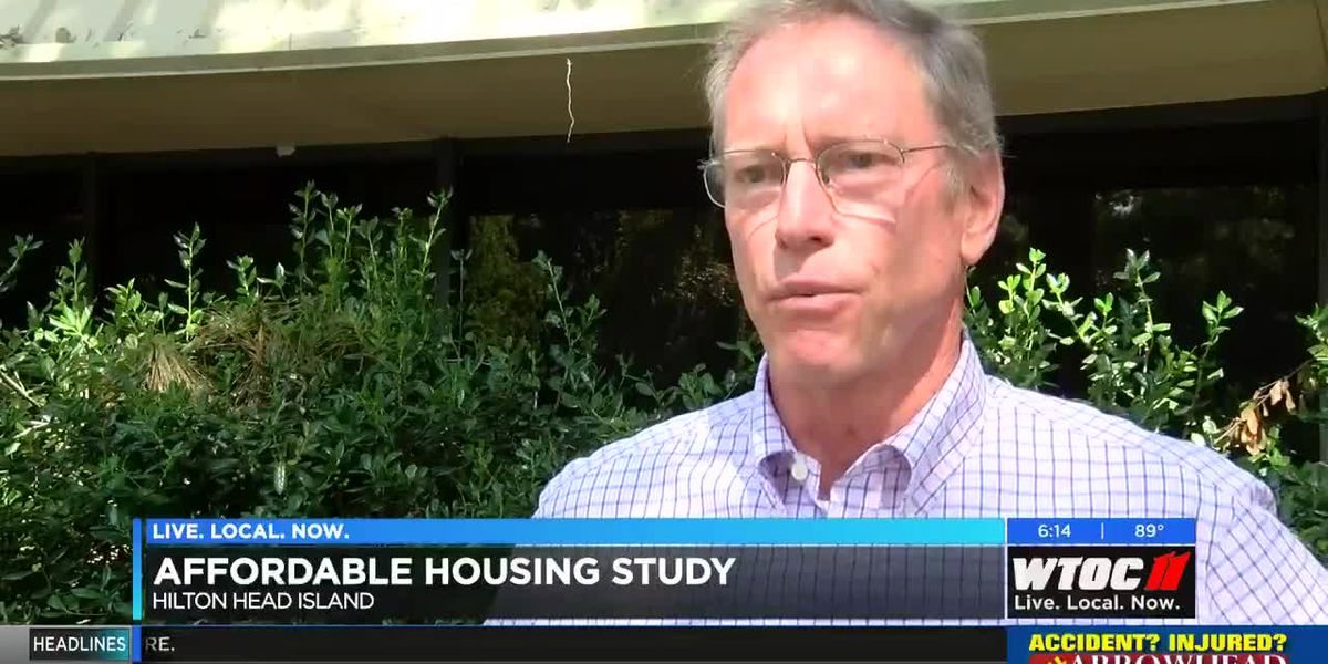 HHI Town Council discussing affordable housing study