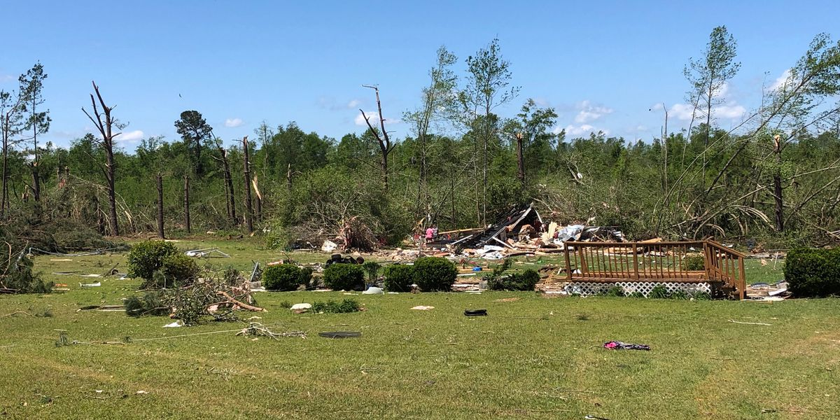 Couple killed in EF-3 tornado in Orangeburg County identified