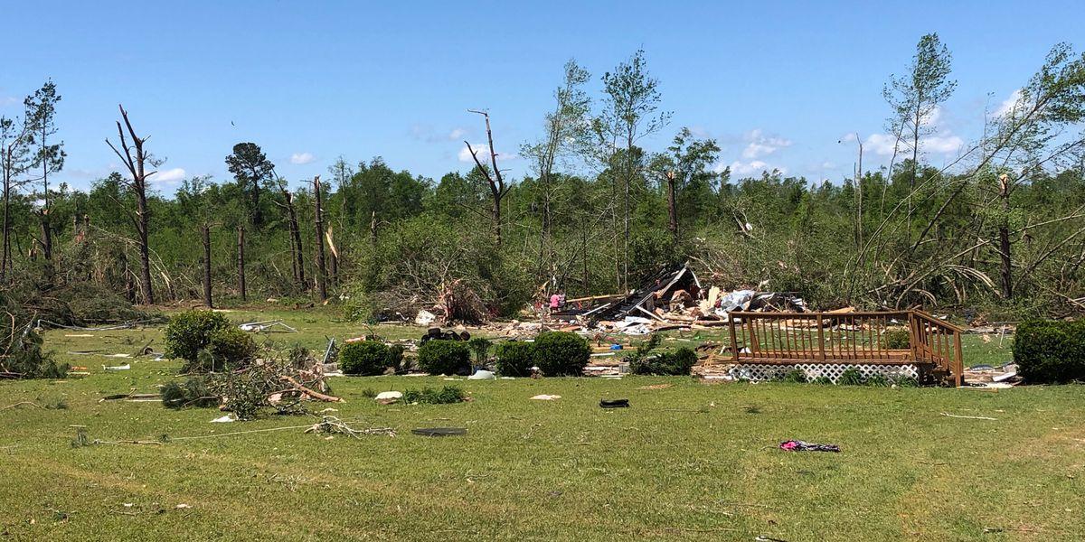 Couple killed in EF-3 tornado in Orangeburg County identified