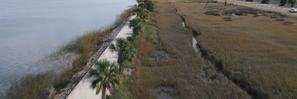 Repairs taking longer than expected on McQueen's Trail in Chatham County