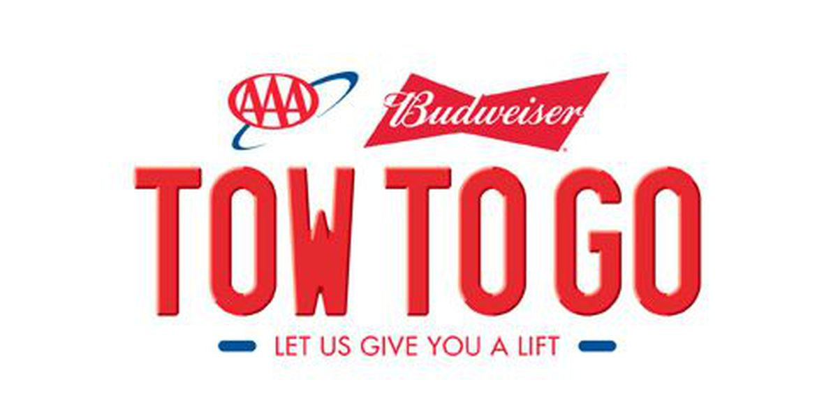 Tow-To-Go service available in Savannah for St. Patrick's Day weekend