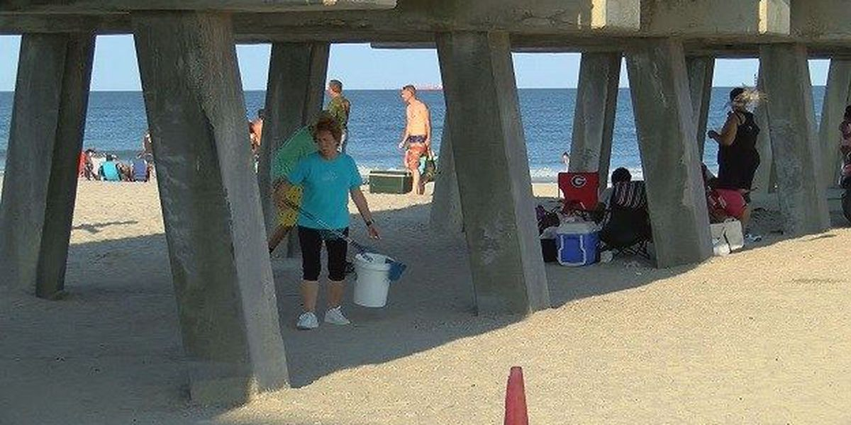 Hometown Heroes: Tybee Clean Beach Volunteers