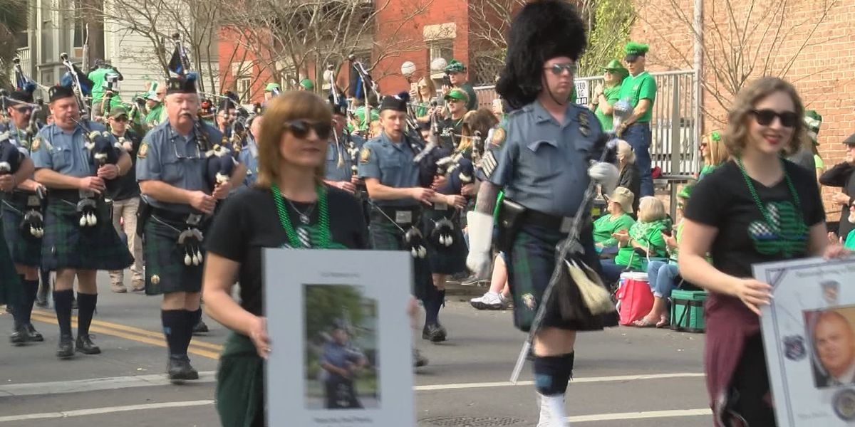 Why is St. Patrick's Day parade not held on Sunday?