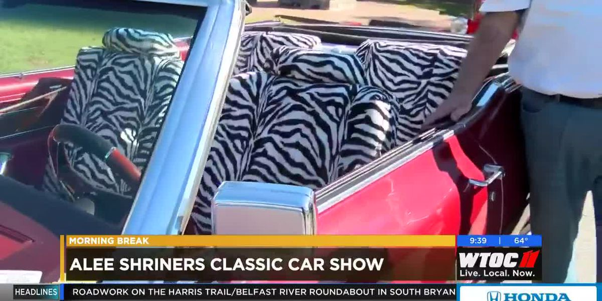 Alee Shriners Classic Car Show