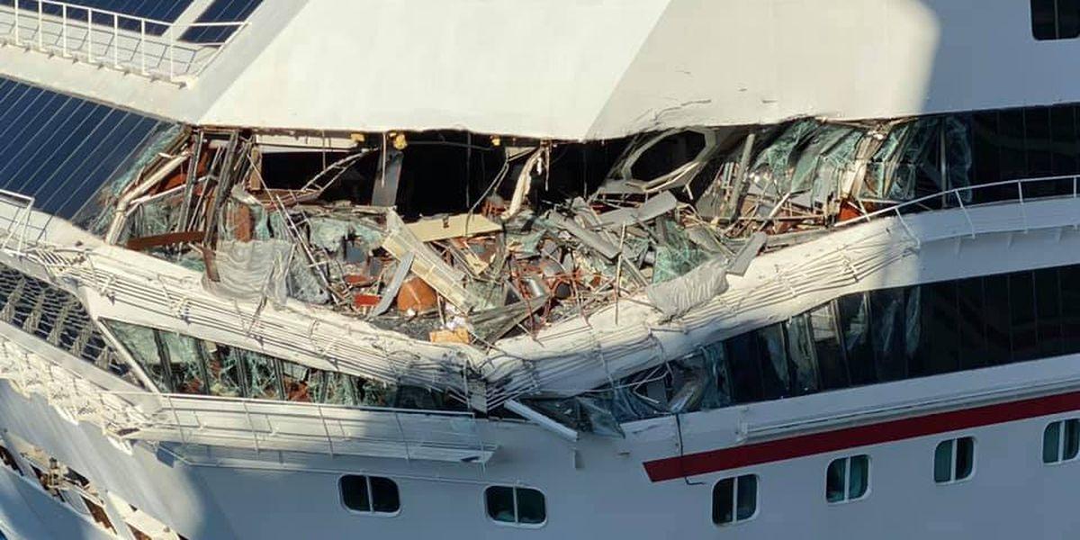 Bluffton couple aboard Carnival cruise ship crash