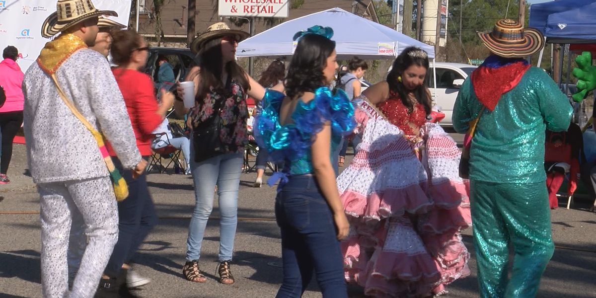 7th annual Barranquilla Carnival celebrates Colombian heritage