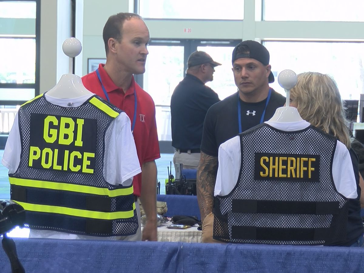 Ga. police chief conference held at Savannah Convention Center