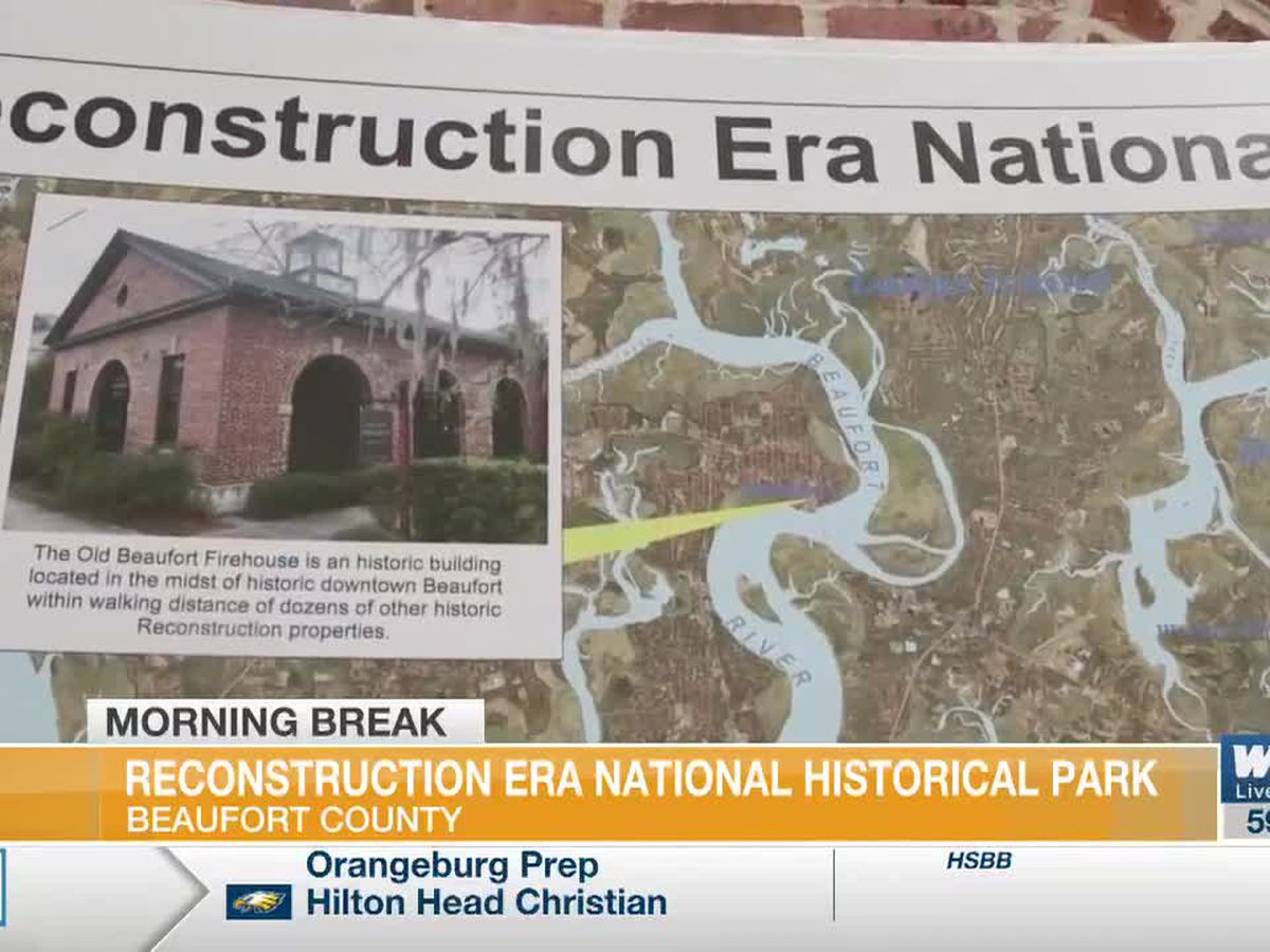 Exploring Our Parks: Reconstruction Era National Historical Park