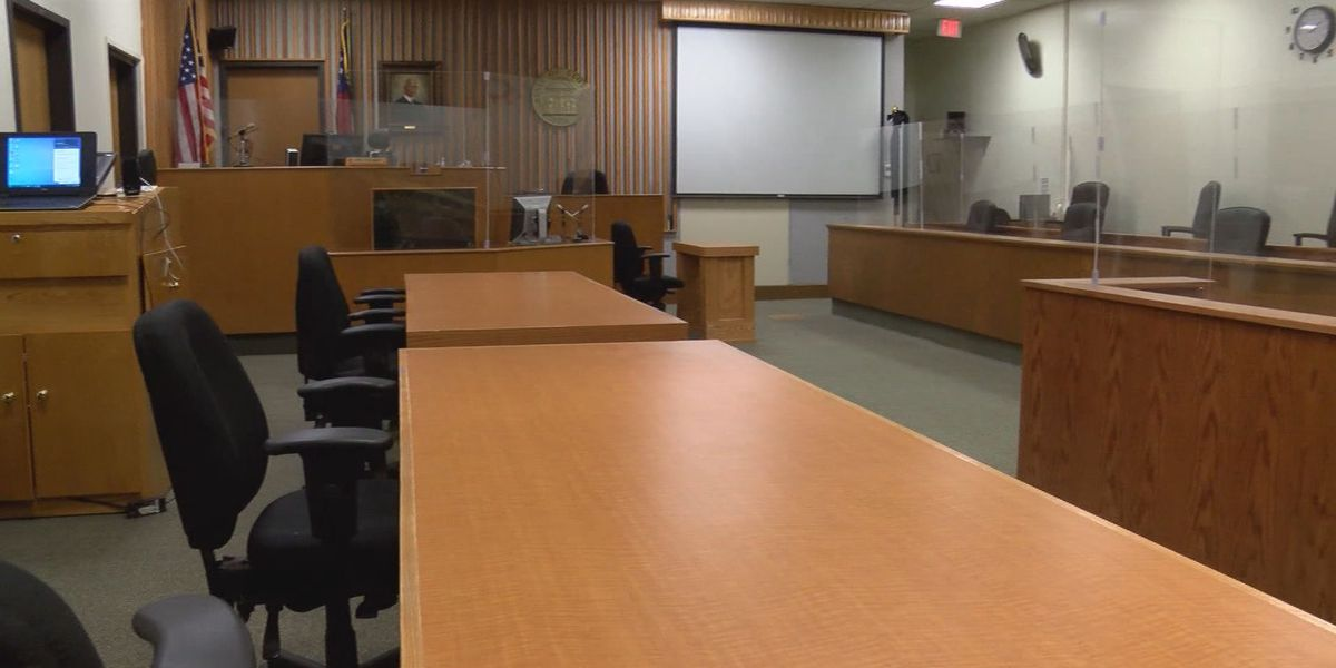 Jury trials resume in Chatham Co. for first time since pandemic began