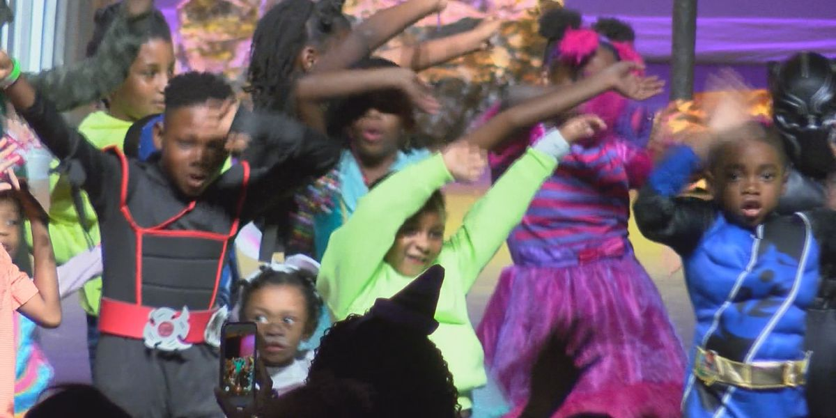 Annual fall festival held at Civic Center