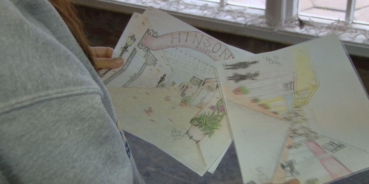 Volunteers work to revitalize downtown Hazlehurst