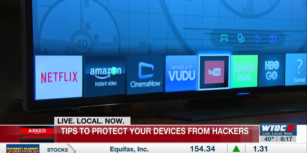 Extra steps to protect your home from hackers