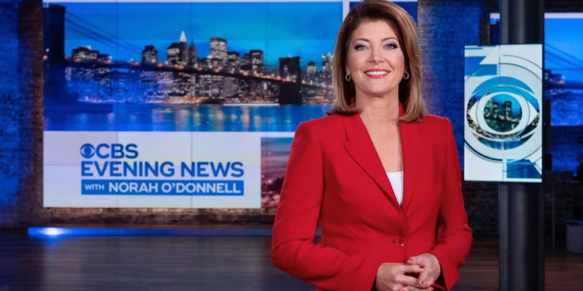 Norah O'Donnell to begin anchoring CBS Evening News on Monday
