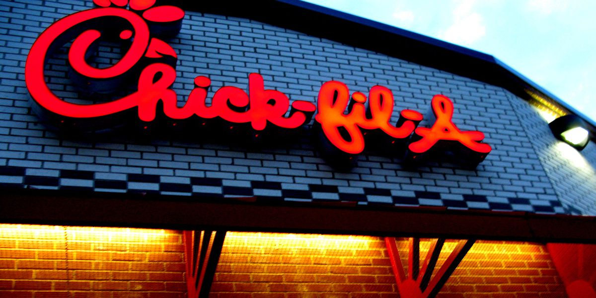 UK just opened its first Chick-fil-A days ago; It'll close in 6 months