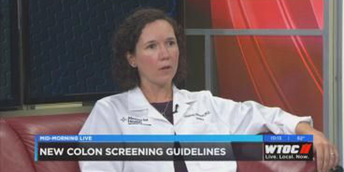 New Colon Screening Times