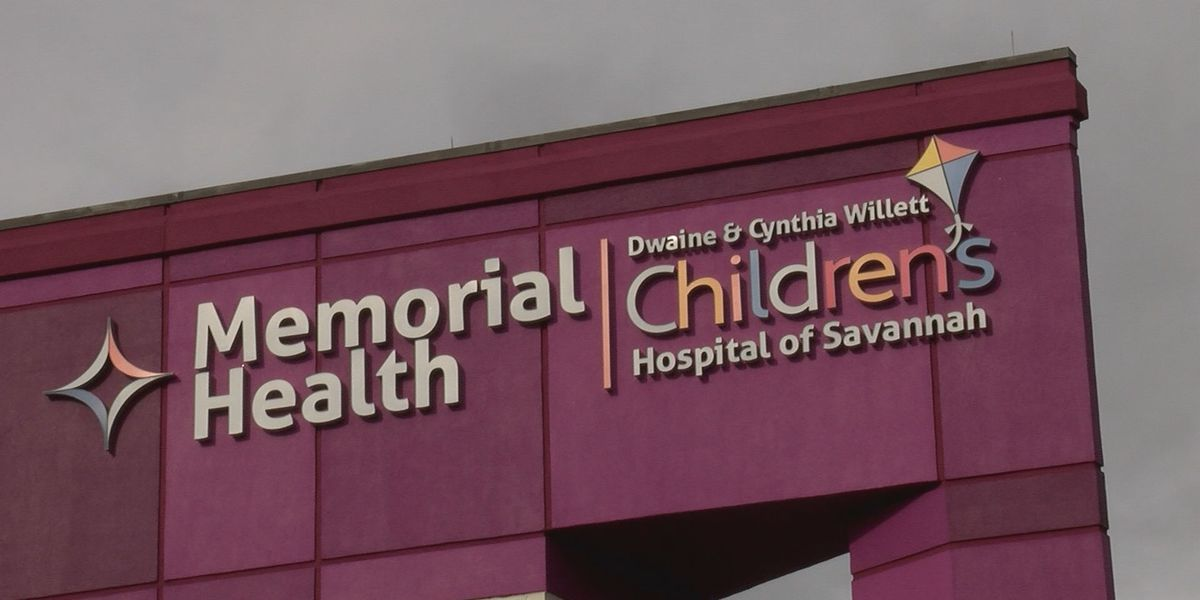 New children's hospital opens at Memorial Health in Savannah