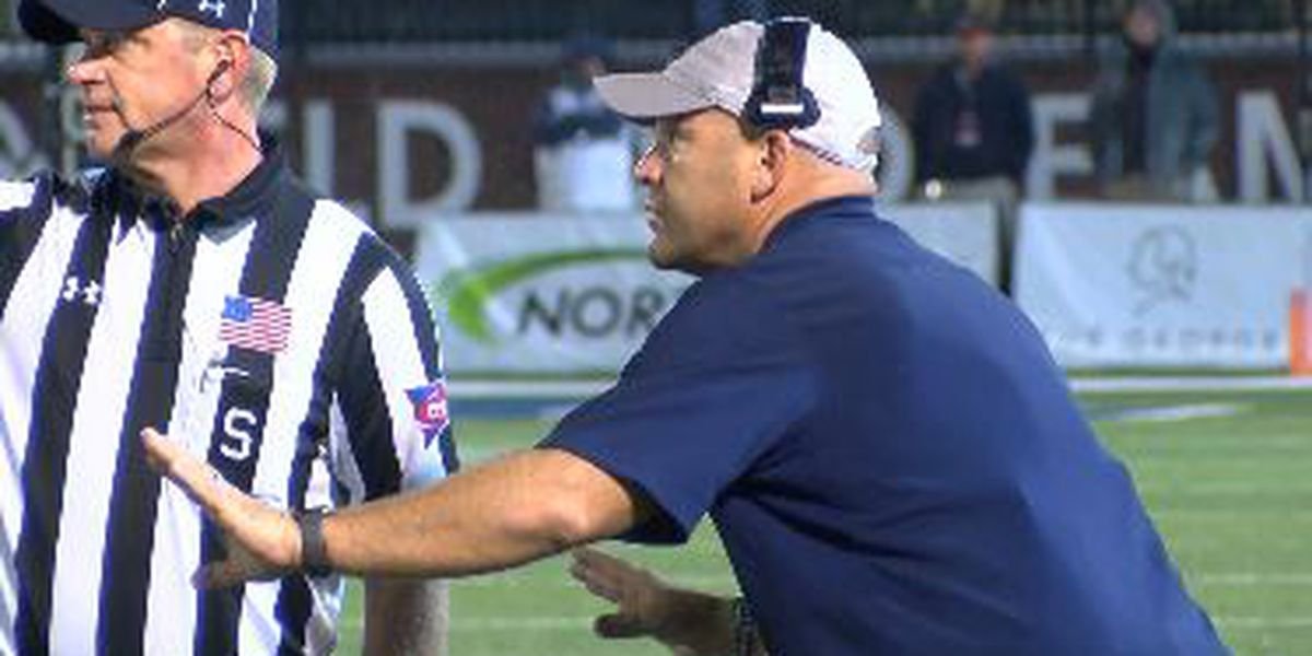 """Lunsford: Eagles """"proud, but not satisfied"""""""