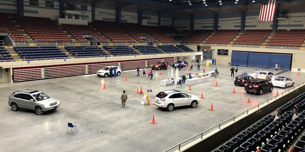 Chatham Co. coronavirus testing site moves to the Savannah Civic Center