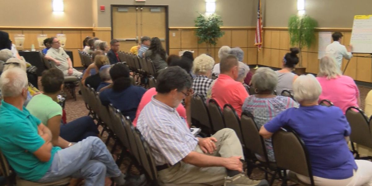 Savannah Forward meeting held for 6th District residents