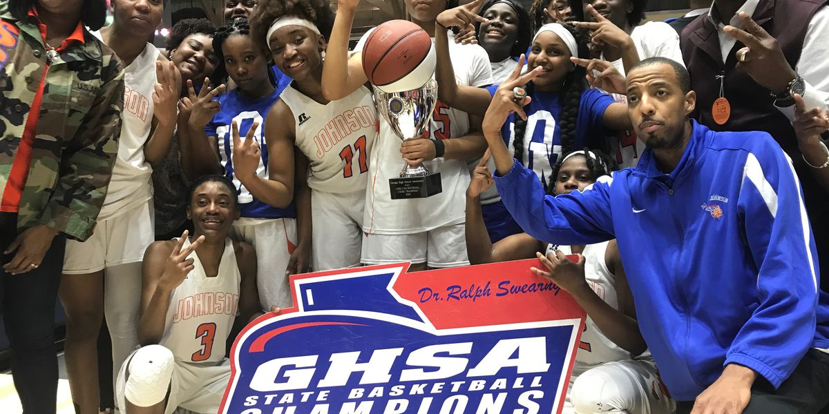 Johnson claims second straight state title