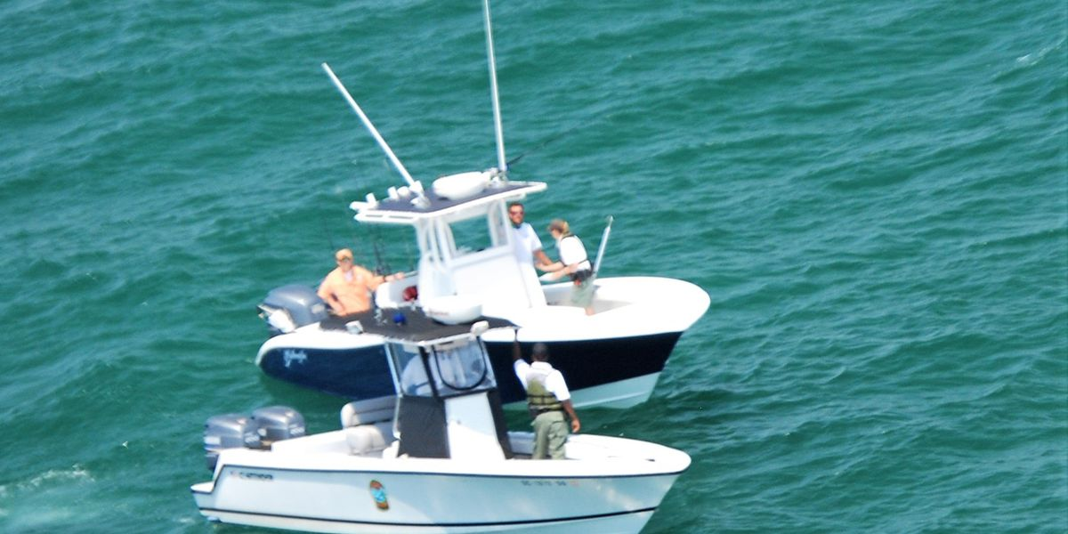 SCDNR assisting in search for missing boaters from Florida