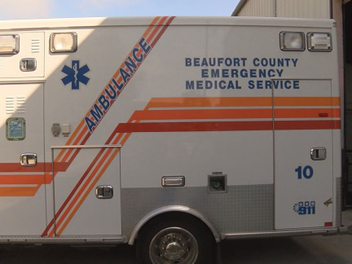 Beaufort EMS returns from Horry County