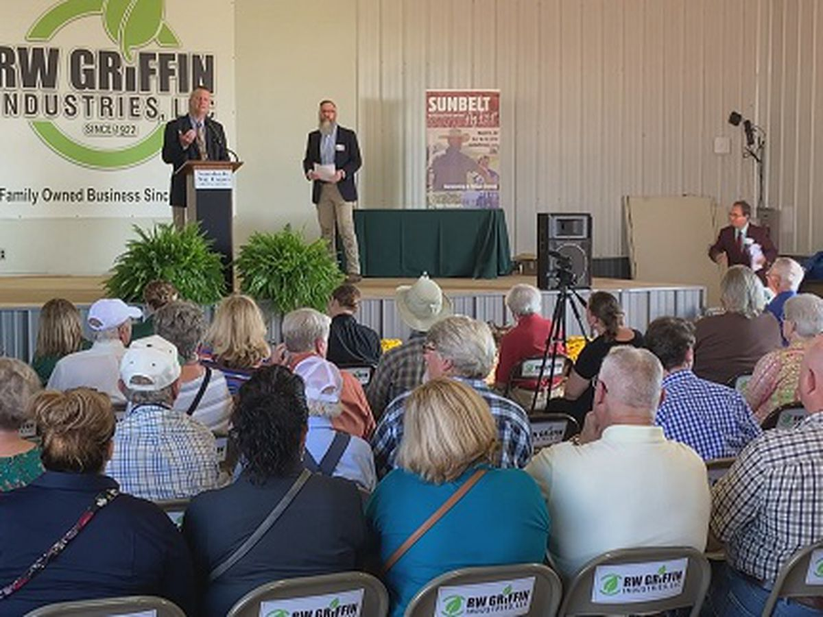 Proud to be a Farmer: The Sunbelt Expo