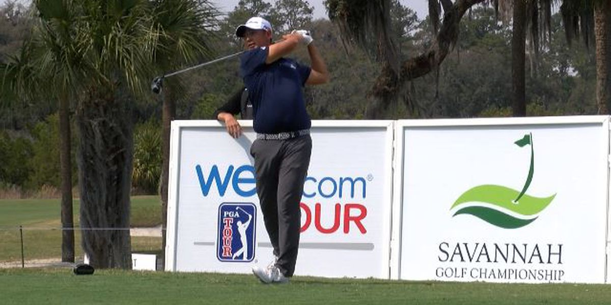 First timers excited to experience Savannah Golf Championship