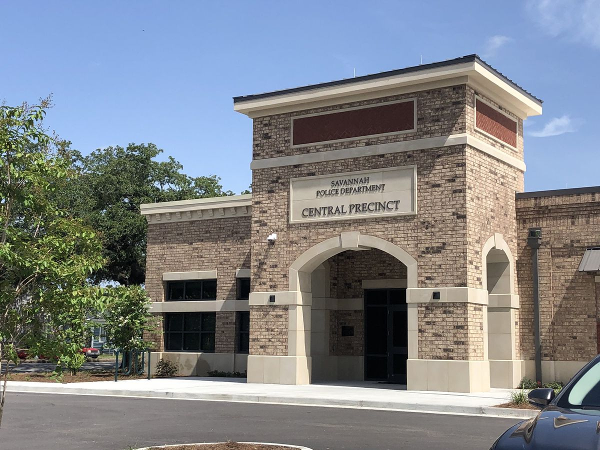 Savannah PD opens new Central Precinct