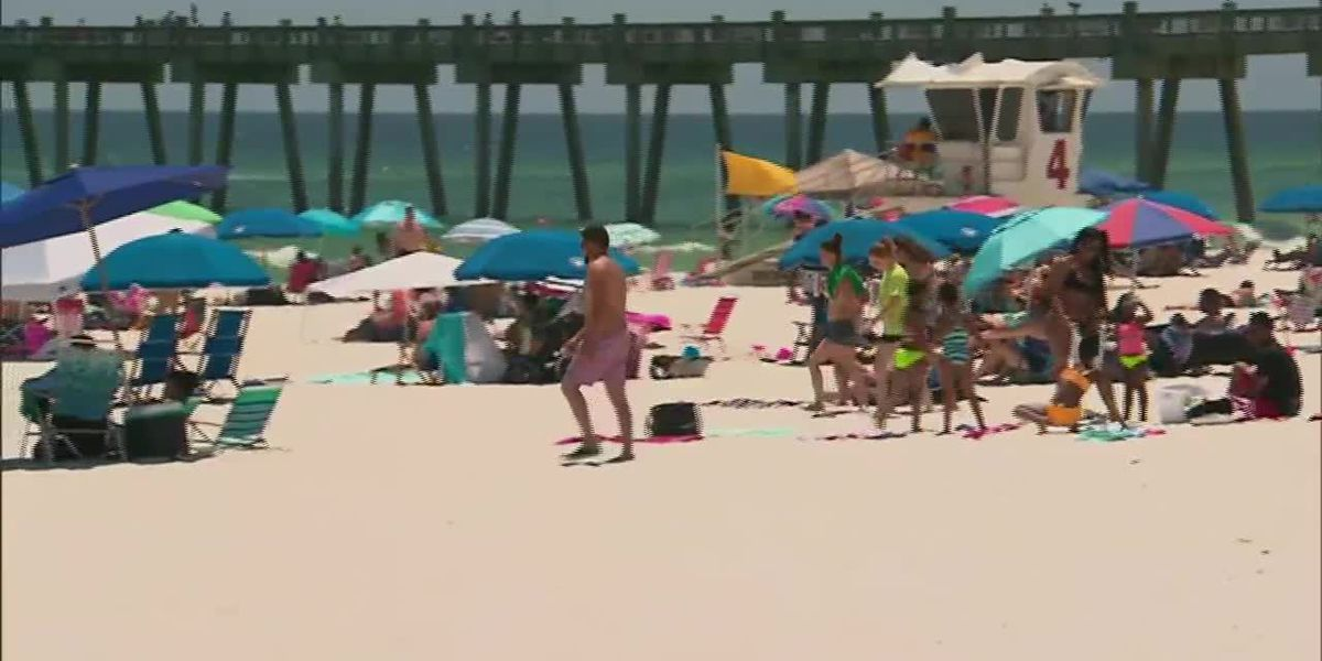 Florida shatters national COVID-19 record