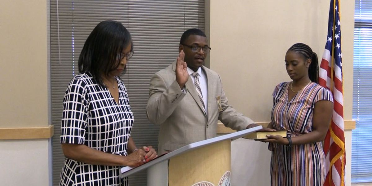 Walthourville PD swears in new police chief