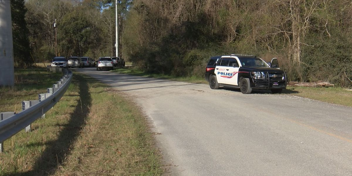 Police capture suspect who fled on foot after chase