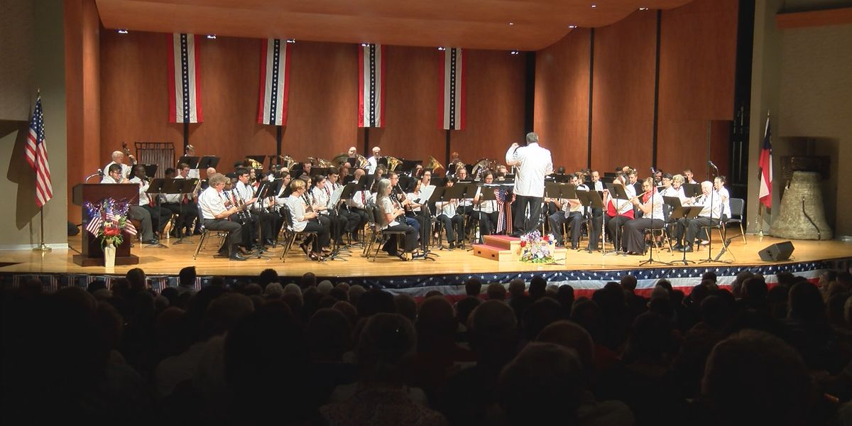 Savannah Wind Symphony honors military at annual concert